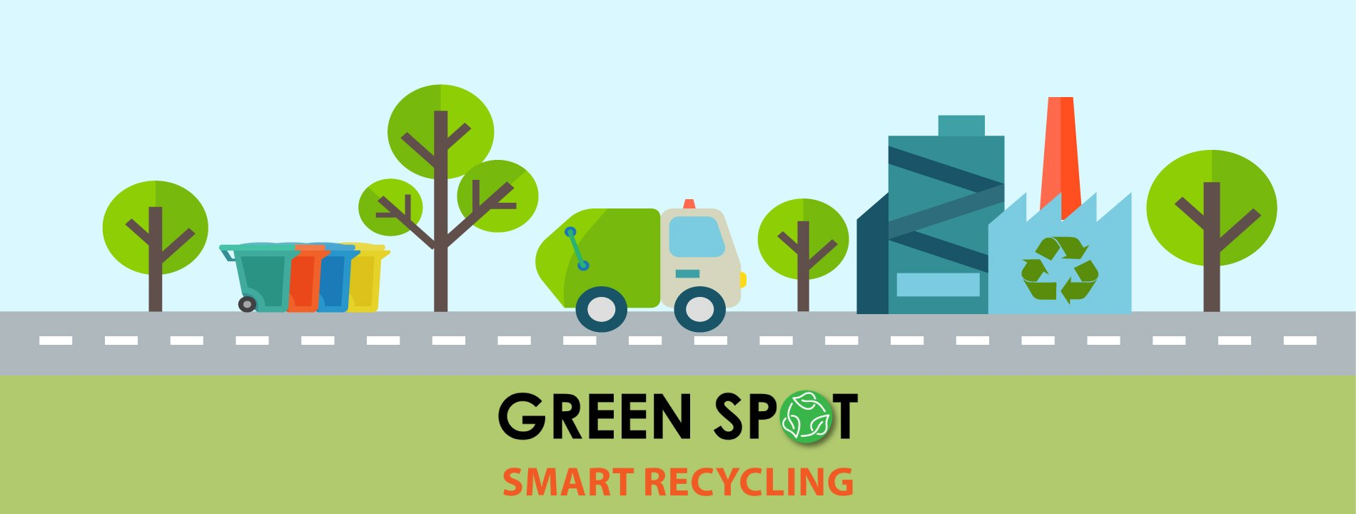 Green Spot Total Recycling Solution